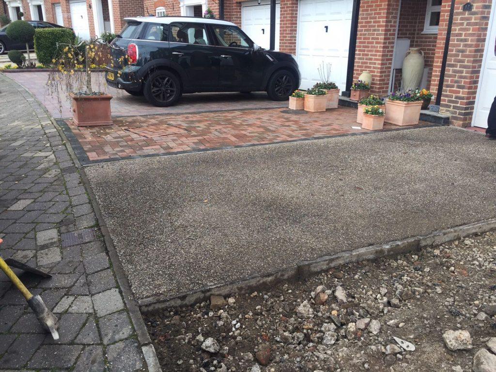 Farnham Driveway Installer